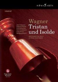Wagner - Tristan und Isolde / Polaski, Treleaven, Halfvarson, Struckmann, Braun, Rauch, Vas, Vier, de Billy, Barcelona Opera