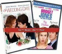 The Wedding Date/Bridget Jones: The Edge of Reason (Back-To-Back)