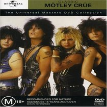 The Universal Masters DVD Collection: Motley Crue