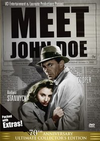 'Meet John Doe - 70th Anniversary Ultimate Collector's Edition