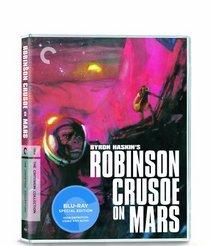 Robinson Crusoe on Mars (Criterion Collection) [Blu-ray]