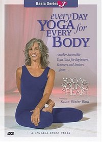 Every Day Yoga for Every Body: Basic Series 3 (DVD)