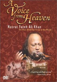 Nusrat Fateh Ali Khan - A Voice From Heaven