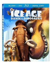 Ice Age: Dawn of the Dinosaurs (DVD + Digital Copy) [Blu-ray]