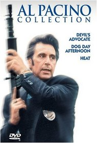Al Pacino Collection (The Devil's Advocate/Dog Day Afternoon/Heat)