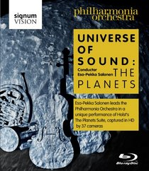Universe of Sound: The Planets [Blu-ray]