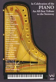 In Celebration of the Piano / Cliburn, Berman, Brendel, Perahia, Serkin, Weissenberg
