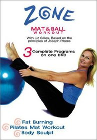 Zone - Mat and Ball Workout