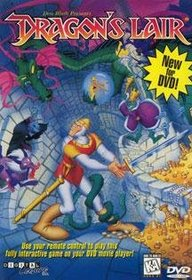 Dragons Lair DVD