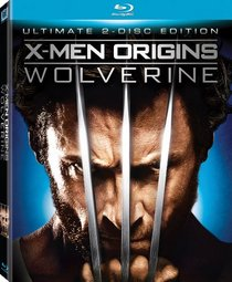 X-Men Origins: Wolverine (Ultimate 2-Disc Edition) [Blu-ray] [Blu-ray] (2009)