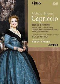 R. Strauss - Capriccio / Fleming, von Otter, Finley, Trost, Henschel, Hawlata, Dell'Oste, Banks, Tear, Schirmer, Paris Opera