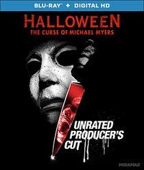 Halloween VI: The Curse of Michael Myers - Blu-ray