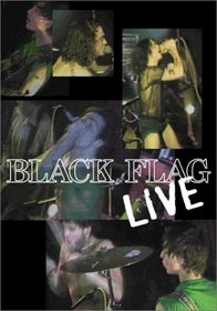 Black Flag - Live!