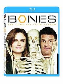 Bones: The Complete Fifth Season [Blu-ray]