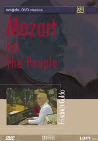 Friedrich Gulda: Plays Mozart for the People