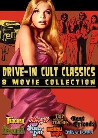 Drive-In Cult Classics - 8 Movie Set