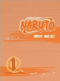Naruto Uncut Boxed Set, Volume 1 (Special Edition)