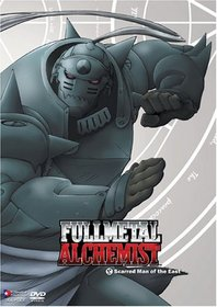 Fullmetal Alchemist, Volume 2: Scarred Man of the East (Episodes 5-8)