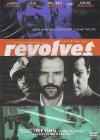 Revolver DVD with Jason Statham, Ray Liotta, Vincent Pastore