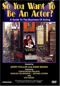 So You Want To Be An Actor? / Jerry Stiller, Anne Meara