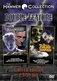 Frankenstein Created Woman/The Legend of the 7 Golden Vampires