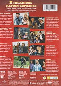 Action Comedies (8-Movie Collection) Bird On A Wire / Stop! Or My Mom Will Shoot / Renegades / Gotcha! / The Cowboy Way / Another Midnight Run / Bulletproof / Bandit Goes Country