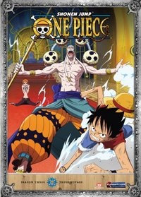 One Piece: Season Three, Third Voyage