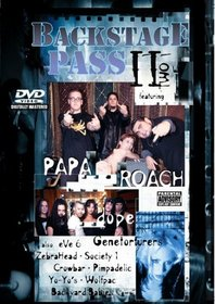 Backstage Pass II
