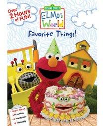 Elmo Worlds: Elmos Favorite Things