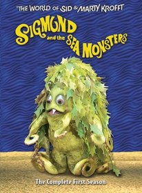 Sigmund & The Sea Monsters - First Season