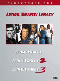 Lethal Weapon Legacy (Director's Cut 3-Pack)
