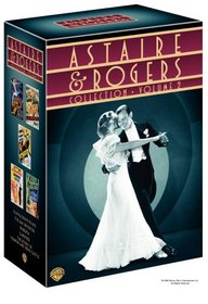 Astaire & Rogers Collection, Vol. 2 (Flying Down to Rio / The Gay Divorcee / Roberta / Carefree / The Story of Vernon and Irene Castle)