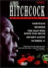 The Alfred Hitchcock Collection (Murder,  Number 17, The Man Who Knew Too Much, Sabotage, Secret Agent)