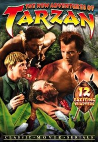 The New Adventures of Tarzan (Chapters 1-12)