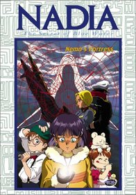 Nadia, The Secret of Blue Water - Nemo's Fortress (Vol. 5)