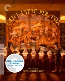 Fantastic Mr. Fox (Criterion Collection) (Blu-ray/DVD)