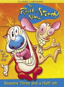 The Ren and Stimpy Show - Seasons Three and a Half-ish