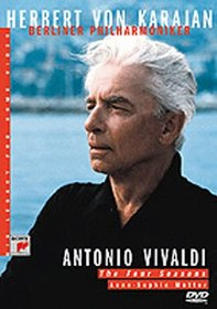 Vivaldi - The Four Seasons / Von Karajan, Mutter, Berlin Philharmonic
