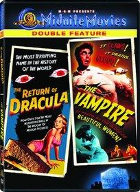 The Return of Dracula/The Vampire
