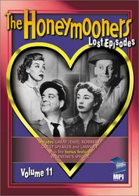 The Honeymooners - The Lost Episodes, Vol. 11