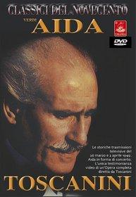 Verdi - Aida/Herva Nelli, Richard Tucker, Eva Gustafson, Giuseppe Valdengo, Arturo Toscanini, NBC Symphony Orchestra (PAL version)