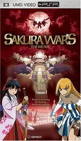 Sakura Wars - The Movie [UMD for PSP]