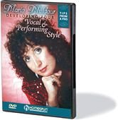 DVD-Maria Muldaur- Developing Your Vocal & Performing Style