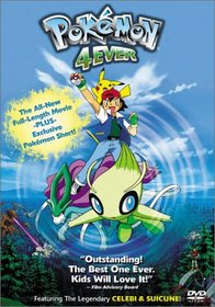 Pokemon 4Ever: Movie