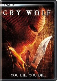 Cry Wolf (Rated Full Screen)