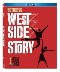 West Side Story: 50th Anniversary Edition [Blu-ray]