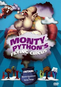 Monty Python's Flying Circus, Disc 1