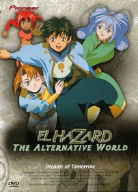 El El Hazard: The Alternative World, Vol. 4: Dreams of Tomorrow
