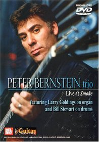 Mel Bay Presents: Peter Bernstein Trio Live at Smoke