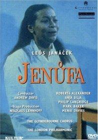Janacek - Jenufa / Davis, Alexander, Silja, Glyndebourne Opera